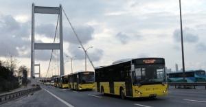 İETT, 5 yılda Çin'in 4 katı yolcu taşıdı