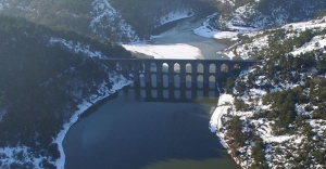 İstanbul'daki barajların doluluk oranı arttı