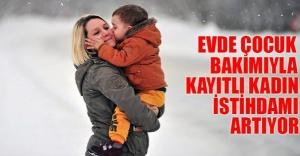 SGK'dan çalışan anneye destek