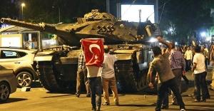 Darbe riski haritası: Türkiye 5. sırada