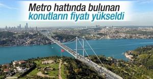 İstanbul'un en pahalı durağı: Hisarüstü