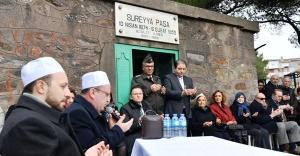 Süreyya Paşa 62'inci ölüm yıldönümünde anıldı