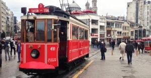 Taksim'de bu yollar iki gün trafiğe kapalı