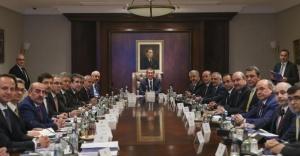 Uluslararası Finans Merkezi Koordinasyon Kurulu Toplandı