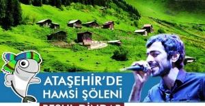 Ataşehir'de Hamsi Şöleni