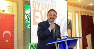 """Bakan Mehmet Özhaseki """"Sultanbeyliler Artık Rahat Edecek"""""""