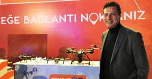 Türkiye Drone Ligi'nin destekçisi oldu!