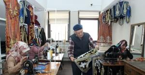 Yöresel Kıyafetler Kadın İstihdam Merkezinde Hayat Buldu