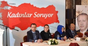 Bakan Işık, Kadınlar olmasa AK Parti bu günlere gelemezdi