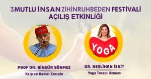 """Bu festivalde Beyin ve Kalp """"mutluluk"""" için çalışacak"""