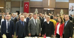 CHP ATAŞEHİR, STK'LARLA KAHVALTIDA BULUŞTU