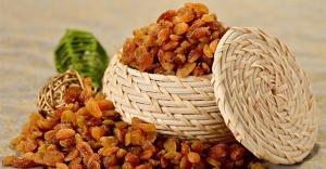 Kuru üzüm ihracatı 180 bin tonu aştı
