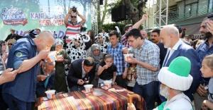 3. Beykoz Kanlıca Yoğurt Festivali'ni düzenledi.