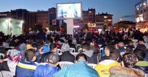 Avrupa Şampiyonu Fenerbahçe'nin Galibiyet Coşkusu Ümraniye'de Yaşandı.