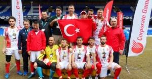 İETT Futbol Takımı Dördüncü Kez Dünya Şampiyonu Oldu