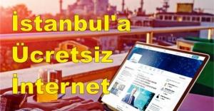 İstanbul'a ücretsiz internet