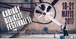 KADIKÖY BİSİKLET FESTİVALİ BAŞLIYOR