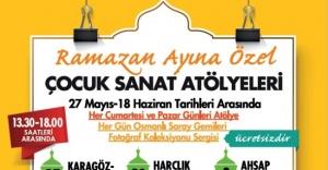 Ramazan Ayına Özel Çocuk Etkinlikleri Starcity Outlet'te Başladı