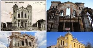 Edirne Büyük Sinagogu Artık Gelecek Nesillere Emanet