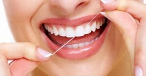 Kürdan değil diş ipi kullanın!