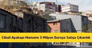 Mimar Sinan'ın Eseri Tarihi Hamamı Satlığa Çıkardı!