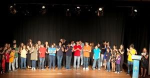 Otizmli Öğrencilerden Muhteşem Gösteri