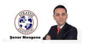 Strateji Enstitüsü Başkanı Şener Mengene'nin bayram mesajı