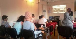 İBB Gençlik Meclisi Gönüllü Gençlerle Eğitime Destek Oluyor