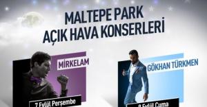 MALTEPE PARK AÇIK HAVA KONSERLERİ BAŞLIYOR!