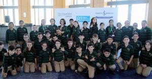 İş Bankası desteğiyle 37 öğrenci  Darüşşafaka'da