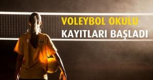 VakıfBank Voleybol Okulları'nda yeni sezon heyecanı