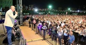 Ataşehir'de 50 Bin Müziksever Ünlü İsimlerle Coştu