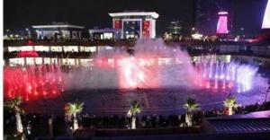 Ataşehir'de Cumhuriyet Bayramı Su, Ateş Ve Lazer Gösterisiyle Kutlanacak