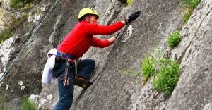 DOSTUM'da kaya tırmanışı şenliği başlıyor!