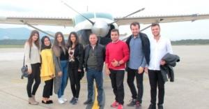 Reysaş, Ataşehirli Öğrencileri Uçurdu