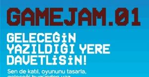 GAME JAM MARATONU DÜZENLİYOR