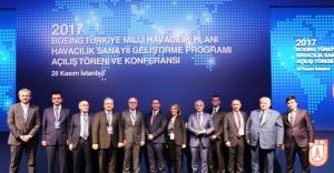 Havacılık Sanayii Geliştirme Programı İstanbul'da Başladı