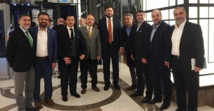 İİT uluslararası staj programının tanıtım toplantısı Ataşehir'de yapıldı