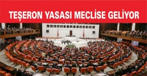 Taşeron Yasası Meclise Geliyor