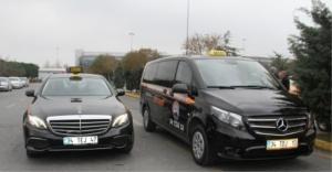 Atatürk Havalimanında 350 bin liralık taksi