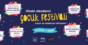 Çocuk Festivali Başlıyor!