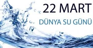 22 Mart Dünya Su Günü ve Su Sorunu