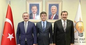 Ak Parti Ataşehir İlçe Başkan Adayı Av. Ahmet Özcan oldu