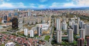Ataşehir'de Ortalama konut metrekare fiyatları