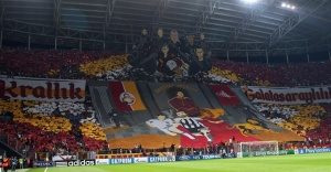 Galatasaray seyirci ortalamasını iki katına çıkardı