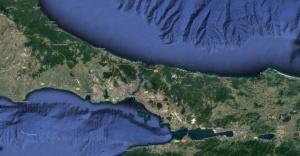 İstanbul'un Yeşil alan haritası çıkartıldı
