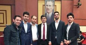 Ak Parti Ataşehir Gençlik Kolları, Fatih Kayacı'ya Emanet