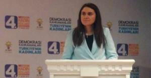 AK Parti Ataşehir Kadın Kolları Kongresi gerçekleşti