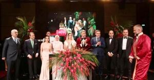 Ataşehir'de muhteşem düğün
