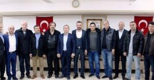 Çörekçiler Köyü Derneğin'de Murat Kenan Dönemi Başladı